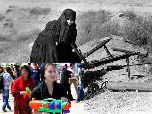حجاب،دختر،شهدا،معصومين،شرمنده،قيامت