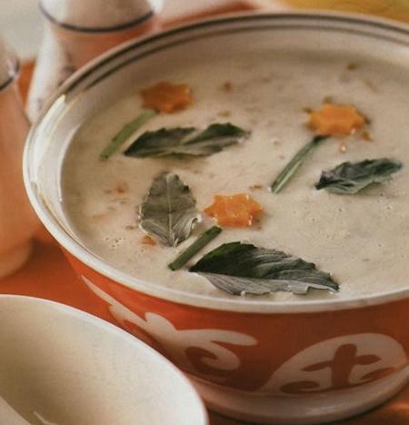 هنر در خانه,تزیین سوپ جو,shabnamha.ir,شبنم همدان,afkl ih,شبنم ها;