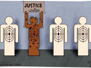 سیاهپوستان و عدالت آمریکایی