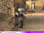 به بهانه روز ملی روستا گزارش تصویری/ زنانی از جنس تلاش