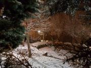 shabnamha.ir , shabnamha , afkl ih , شبنم ها , برف پاییزی در همدان;