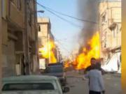 اسلامشهر,انفجار,آتش سوزی,shabnamha.ir,شبنم همدان,afkl ih,شبنم ها;