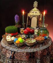 پیوند عمیق کلام وحی با هفتسین، نماد جاودانگی و شکرگزاری ایرانیان