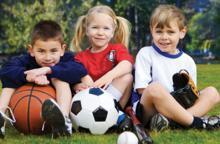 ورزش کوکدکان نوجوانان فعالیت بدنی