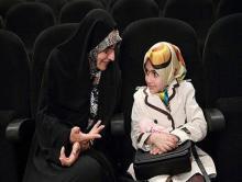 شهید هسته ای, همسر رضایی نژاد, سازمان بسیج جامعه زنان کشور, همسر شهید, خانواده شهید