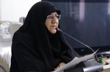 مسئول بسیج جامعه زنان کشور, معاونت امور زنان دولت یازدهم , تحکیم بنیان خانواده , خلاف دولت, shabnamha