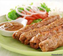 آشپزی,کوبیده مرغ,کباب مرغ,shabnamha.ir,شبنم همدان,afkl ih