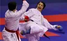 تیم کومیته بانوان,رقابت های کاراته قهرمانی آسیا,کاراته بانوان,shabnamha.ir,شبنم همدان,afkl ih,شبنم ها