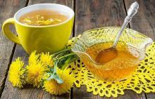 طب سنتی,خواص چای,دمنوش های خانگی,چای قاصدک,shabnamha.ir,شبنم همدان,afkl ih,شبنم ها